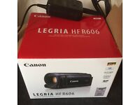 BRAND NEW Boxed canon camcorder