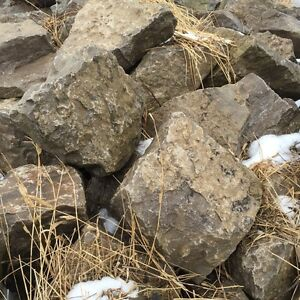 Landscaping rock over 100 pieces $2000 Cambridge Kitchener Area image 1