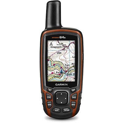 Garmin Gpsmap 64S Handheld Gps Receiver Navigaror Compass Alt 010 01199 10 New