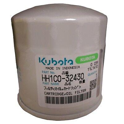 Kubota Oil Filter Part Hh1c0-32430 For M105 M108 M5040 M6040 M6800 M7040 M8200