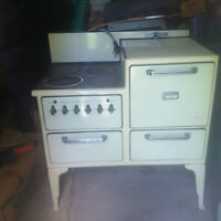 Electric cook stove