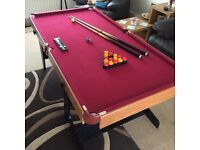 Pool Table 6FT For Sale