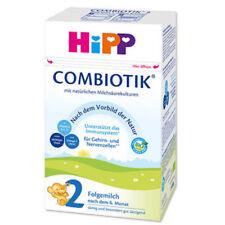 HiPP BIO Combiotic Stage 2 Organic Formula  FREE SHIPPING 4 BOXES 02/2019
