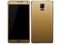 Samsung Note 4 Gold