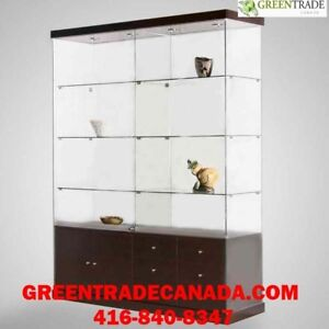 Glass Showcases and Glass Display Cases