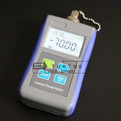 New Digital Handheld Optical Laser Power Meter Fc Adapter Fiber Optic Tool Test