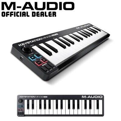 M-Audio Keystation Mini 32 MK3 Compact USB MIDI Keyboard Controller inc Warranty
