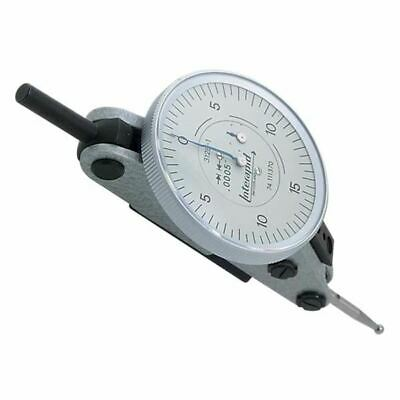 Interapid 312b-15 .060 0-15-0 1-12 Dial Horizontal Dial Test Indicator