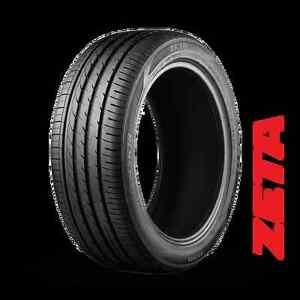 Zeta Alventi 225/55/16 tires