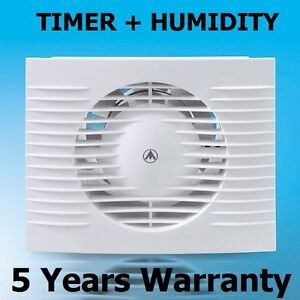100mm-Bathroom-Kitchen-Toilet-Wet-Room-Extractor-Fan-TIMER-HUMIDITY