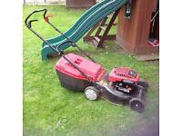 Mountfield sp470 petrol lawnmower