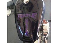 Part Exchange Welcome Custom Old Skool Softail Chop 1638cc Not Harley Davidson Bobber