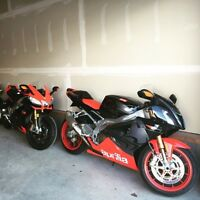 2007 APRILIA RSV1000R MAKE ME AN OFFER