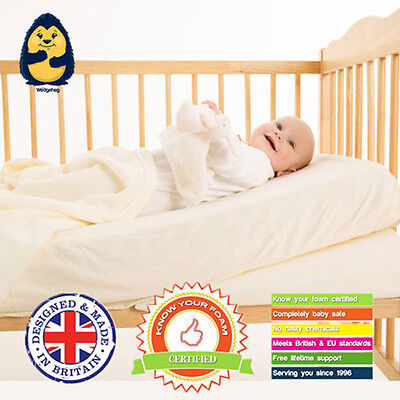 Cot Sized Wedgehog Reflux Wedge/ Pillow (60cm) - with Reflux Support Membership