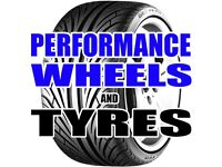 NEW AND PART WORN TYRES - FREE FITTING