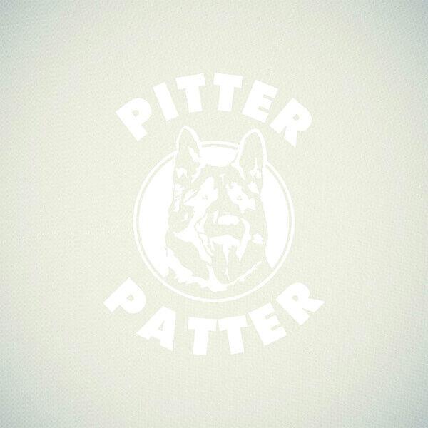 Home Decoration - Letterkenny Pitter Patter Vinyl Sticker Decal