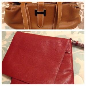 2 Italian Made Purses Both For Only $100! Cambridge Kitchener Area image 1