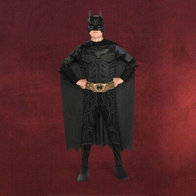 Batman The Dark Knight Rises Kostüm, Jungen, schwarz, - Dark Knight Rises Kostüme