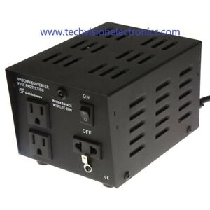 2000 WATTS Voltage Converter /Transformer 220V-110V/ 110V-220