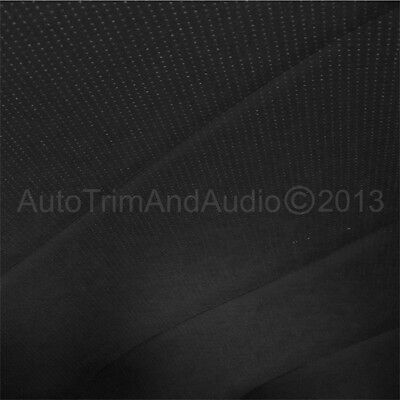 Classic Mini Headlining Kit (MK3 to MK6) - Black Perforated Vinyl
