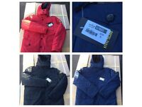 Stone Island winter jackets Joblot Available (OZEY)