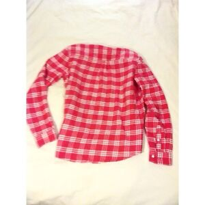 Pink flannel top Campbell River Comox Valley Area image 2