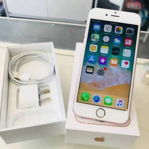 IPHONE 6S 16GB ROSE GOLD TAX INVOICE UNLOCKED WARRANTY Surfers Paradise Gold Coast City Preview