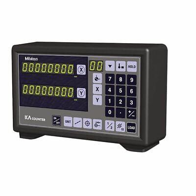 Mitutoyo 174-183a 2-axis Ka Digital Dro Counter