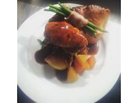 Sous Chef Wanted for Successful Food led Pub