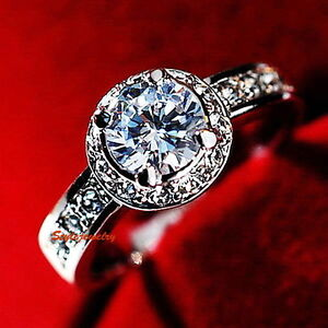 18k-White-Gold-Plated-Swarovski-Crystal-Silver-Wedding-Engagement-Ring-R143