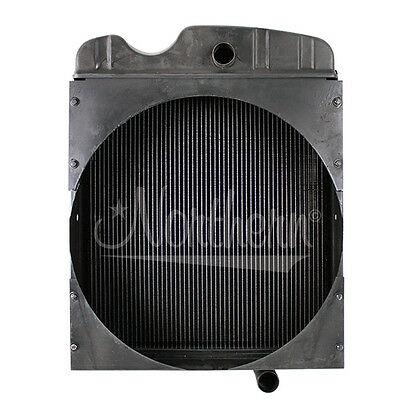 Oliver Tractor Radiator 1ks513 88 88 Super
