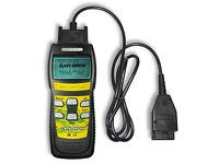 Memoscan Car Diagnostic Scanner OBDII OBD2 EOBD Engine Fault Code Reader
