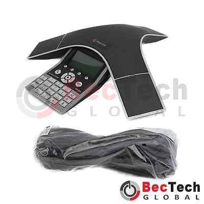 Polycom Soundstation Ip 7000 Poe Voip Conference Phone Pn 2200-40000-001