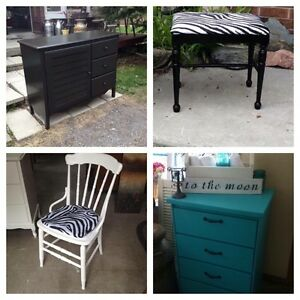 Looking to add life to an old piece of furniture? Belleville Belleville Area image 6