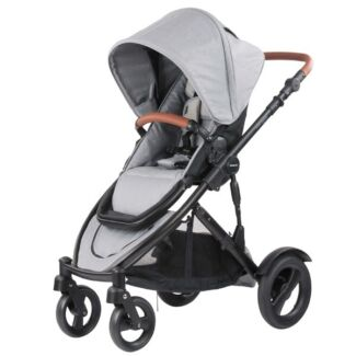 Strider Compact Deluxe Pram