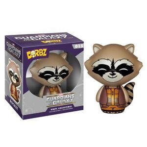 DORBZ Guardians of the Galaxy Rocket Figurine New in Package