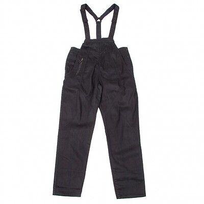 OSKLEN Urethane coating cotton overalls Size 38(K-37586)