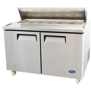 "60"" SANDWICH PREP TABLE - BRAND NEW - SPEICAL CLEARANCE - BRAND NEW -"