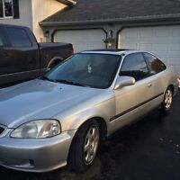 REDUCED Honda Civic For Sale
