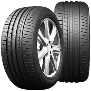summer tire 245/40R17 $380 for 4, on promotion