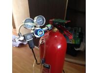 Co2 system with 5kg bottle