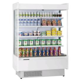Vizela commercial dairy chiller display fridge fully working