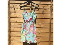 Abercrombie & Fitch floral summer dress