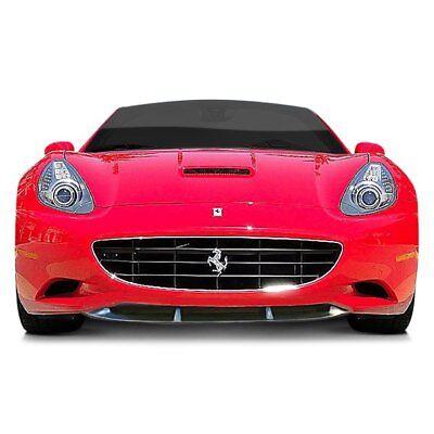For Ferrari California 09-13 Front Center Bumper Lip Spoiler LT Style Fiberglass