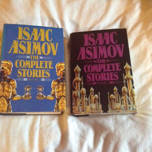Isaac Asimov - The Complete Stories (Book 1 & 2)