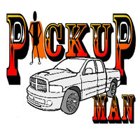 PICKUP MAN - DELIVERY AND SMALL MOVING SERVICE