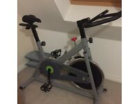 Brand new spinning bike