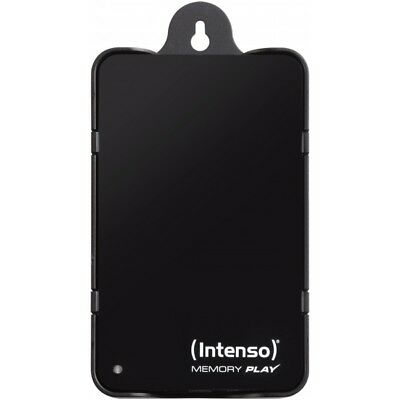 Intenso Memory Play TV-Festplatte 2,5´´ extern, 1 TB, 8 MB Cache, 5400 UPM, USB