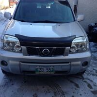 Safetied 2006 Nissan x trail se