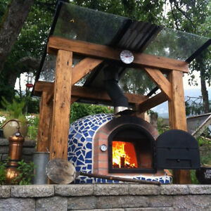 Outdoor Wood Fired Pizza Ovens Best Selection & Prices in Canada Mississauga / Peel Region Toronto (GTA) image 1